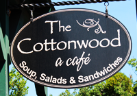 Cotton Wood Cafe Oakdale Ca